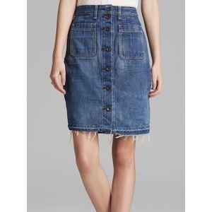 Rag & Bone Santa Cruz Skirt